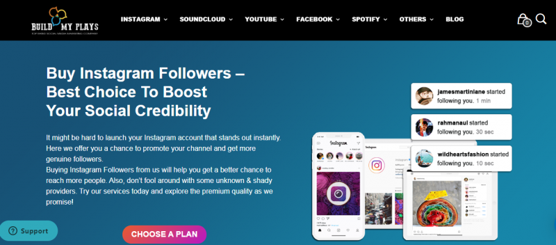 buy instagram followers and likes for cheap instagram followers uk best people to follow instagram 10 Best Sites To Buy Instagram Followers Real Active In 2020