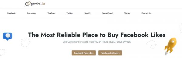 getviral - buy facebook likes
