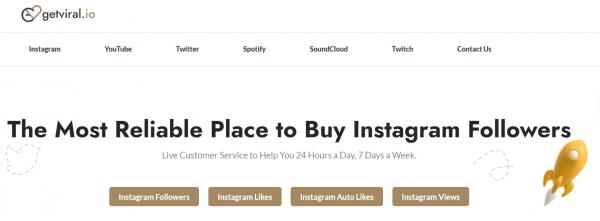 getviral - buy instagram followers