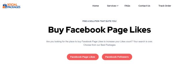 socialpackages - buy facebook likes