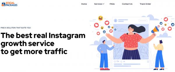 socialpackages - buy instagram followers