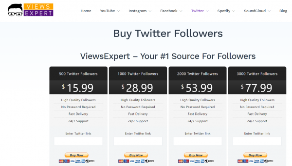 viewsexpert twitter followers