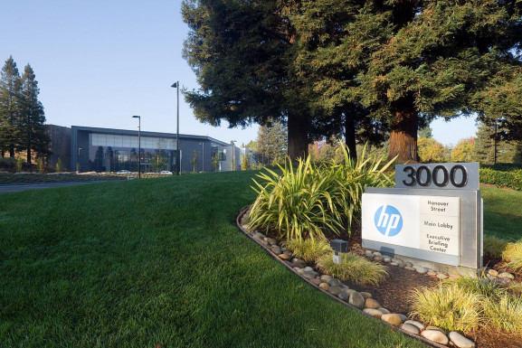 Hewlett Packard (HP) headoffice