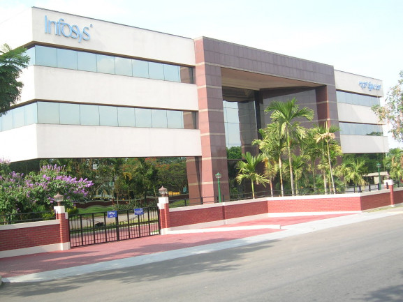 Infosys Headoffice