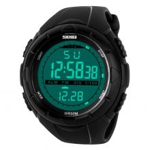 Skmei Digital Black Dial Men's & Boy's Watch(Skm-1025-Black-01)