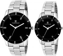 Timewear 906CHBDTCOUPLE-1 Formal Couple Collection Watch - For Couple