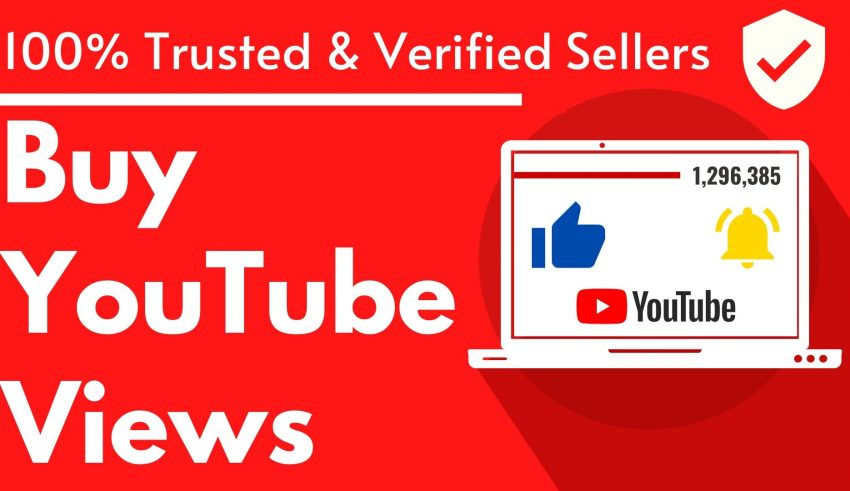 buy youtube views: increase your youtube video views