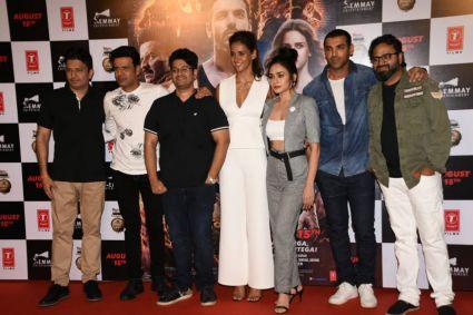 Aisha Sharma Star Cast Satyamev Jayate