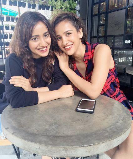 Aisha and Neha Sharma