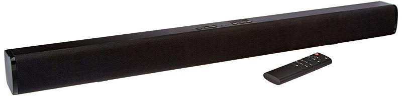 AmazonBasics 2.0 Channel Bluetooth Sound Bar