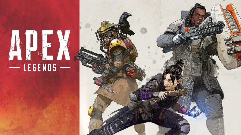 Apex legends Game like Fortnite