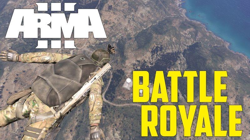ARMA 3: Battle Royale