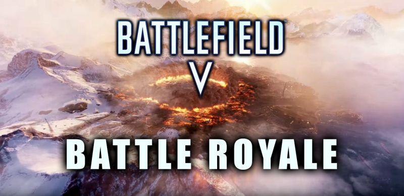 Battlefield V - Battle Royale