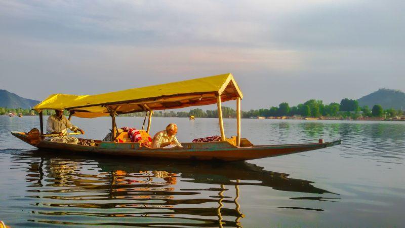 Dal, Lake, Kashmir