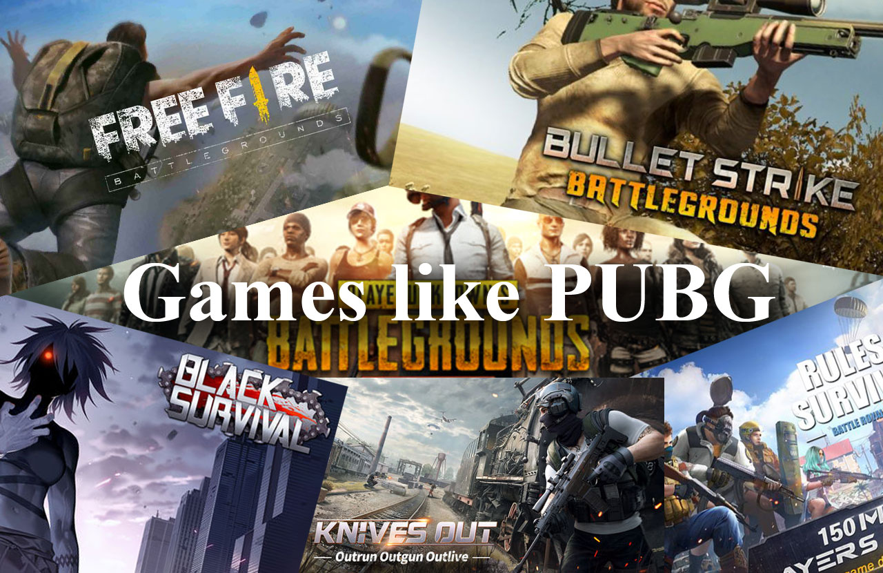 15 Best Alternatives To Pubg For Pc Xbox Mac Psp4 Android Ios 2020