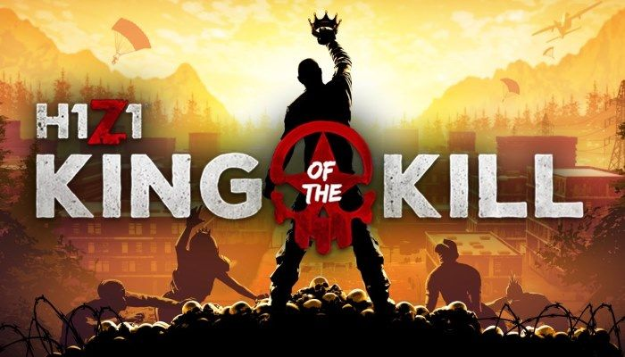 H1Z1: King of the Kill Game like Fortnite
