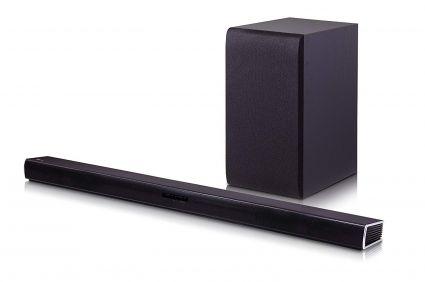 LG Electronics SH4 2.1 Channel 300W Soundbar