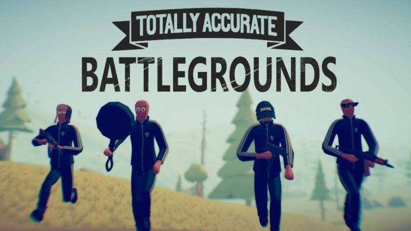 Totally accurate battleground