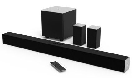 VIZIO SB3851-C0 38-Inch 5.1 Channel Soundbar
