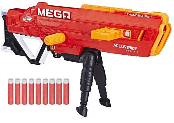 Nerf Mega Thunderhawk Combat Blaster
