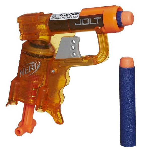 Nerf N Strike Elite Jolt Blaster (Orange) By Nerf