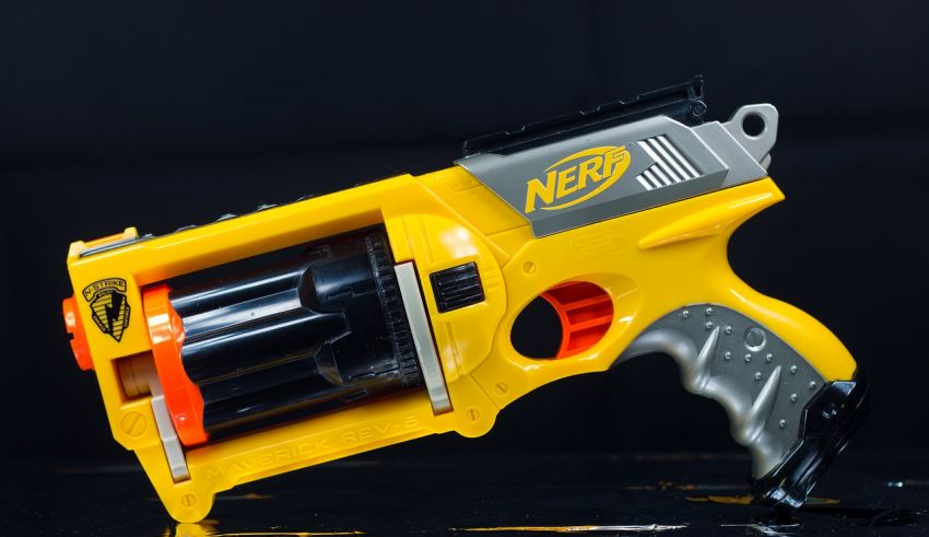 77 best nerf guns and blasters that are available online 2019