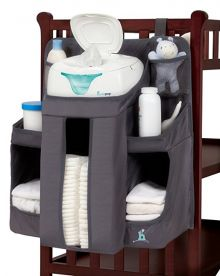 Nursery Organizer and Baby Diaper Caddy