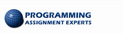 Programming Assignment Experts