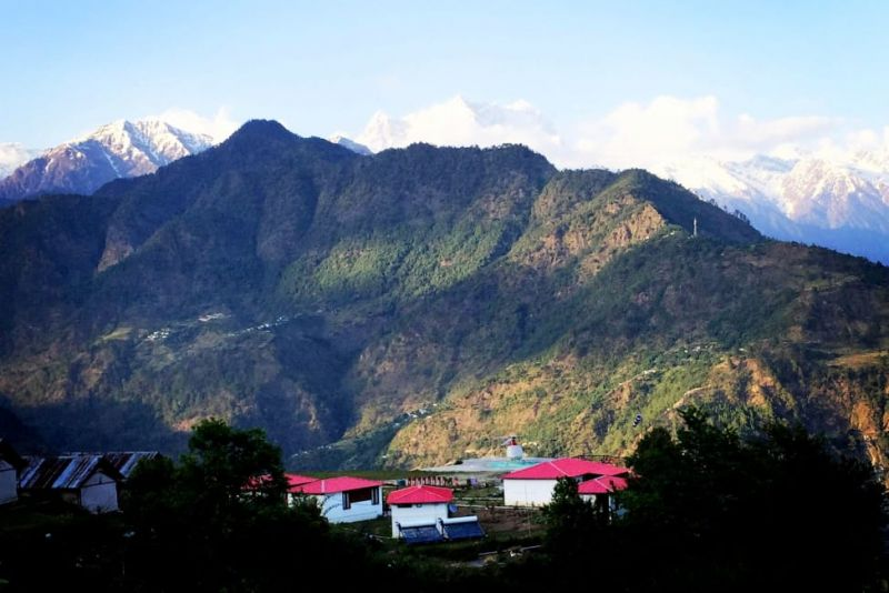 Buransh Heli Resort