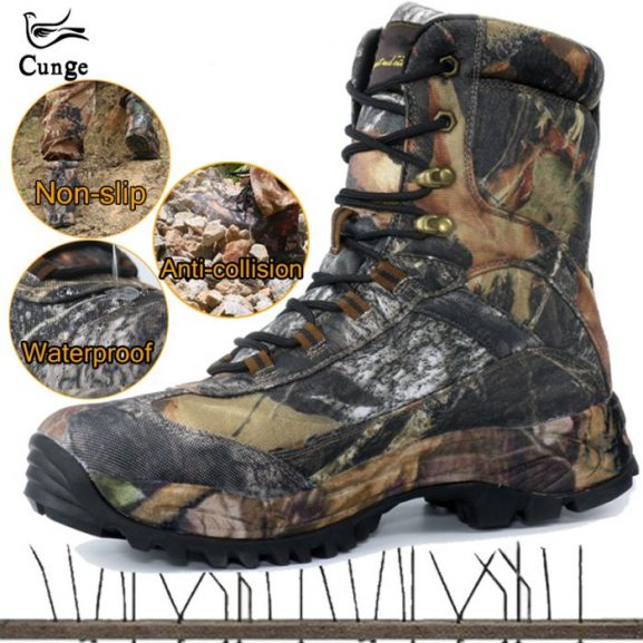 CUNGE Outdoor Tactical Sport Men's Shoes