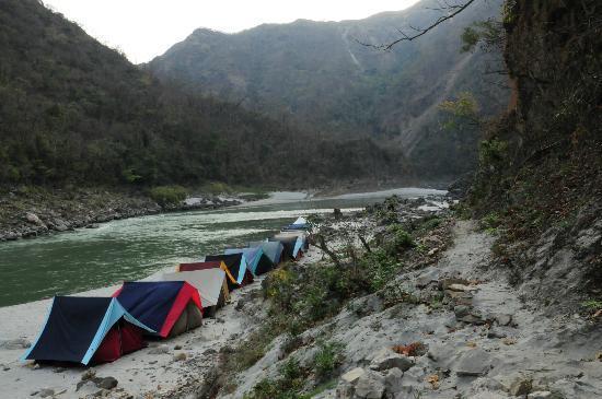 Camp Ganga Riviera