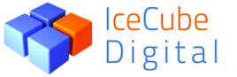 Icecube Digital logo