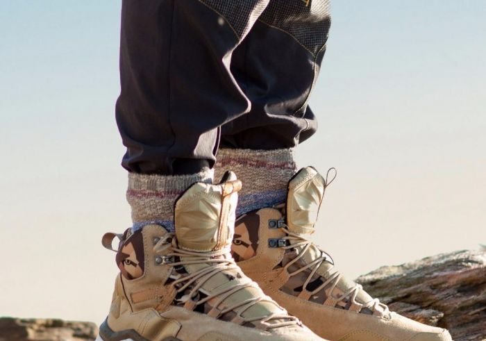 RAX Men Hiking Shoes
