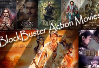 Blockbuster Action Bollywood Movies
