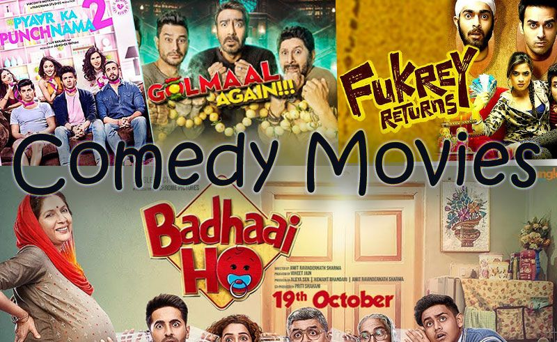 25 Best Bollywood Comedy Movies That Will Make You Laugh 2021