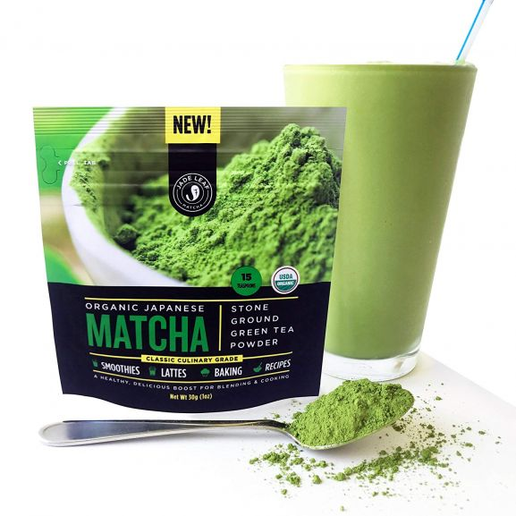 Jade Leaf Matcha Green Tea