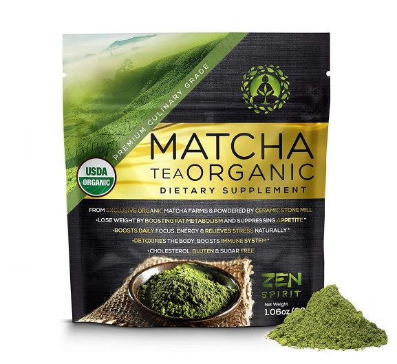 Zen Spirit Matcha Green Tea