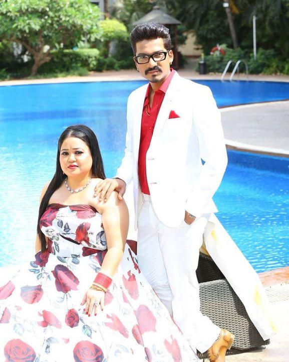 harsh weds bharti