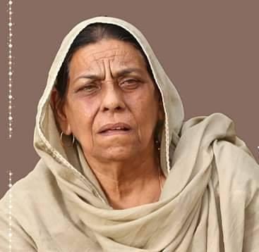 Nirmal Rishi popular punjabi actress