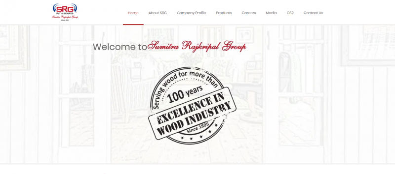 SRG plywood Best Plywood Brand Available in India