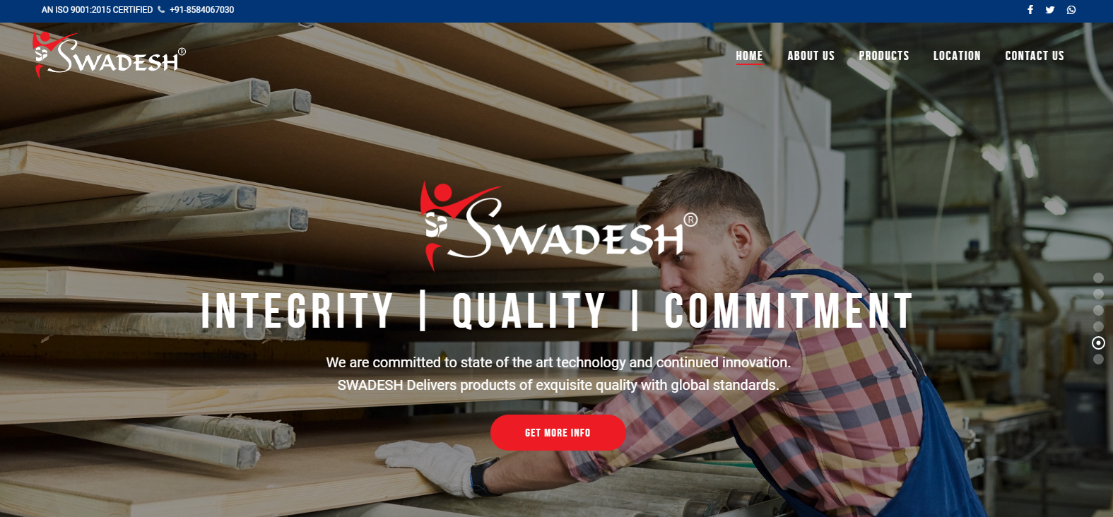 Swadesh Plywood Companies Ltd Best Plywood Brand Available in India