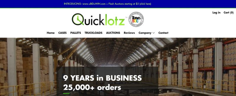 quicklotz: Site to Buy Amazon Target Walmart Returns