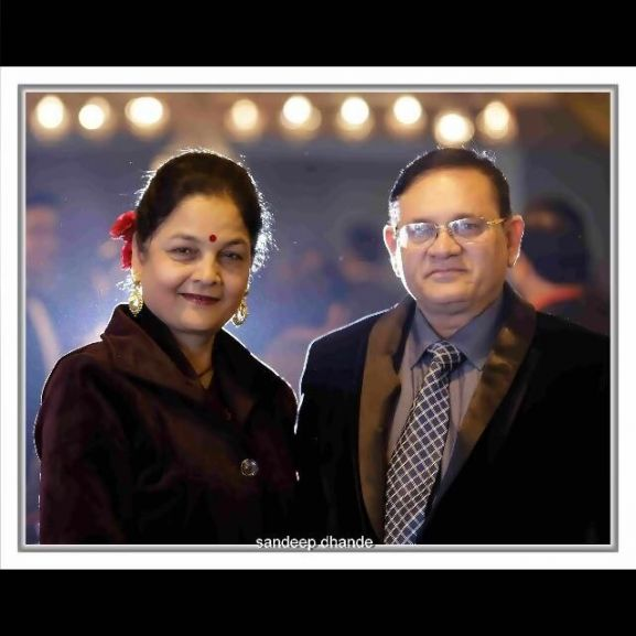 Ankita Lokahnde parents