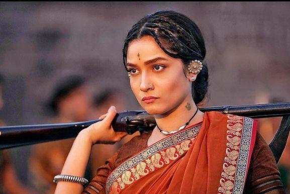 Ankita as Jhalkaribai