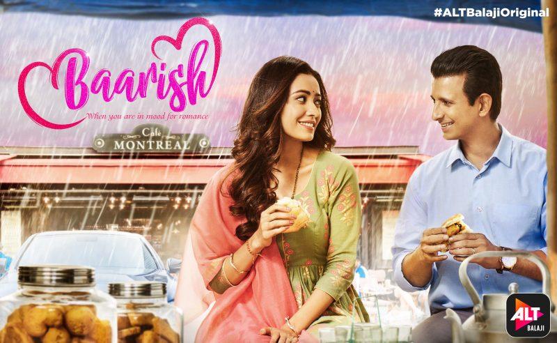 Baarish - Webseries by Ekta Kapoor