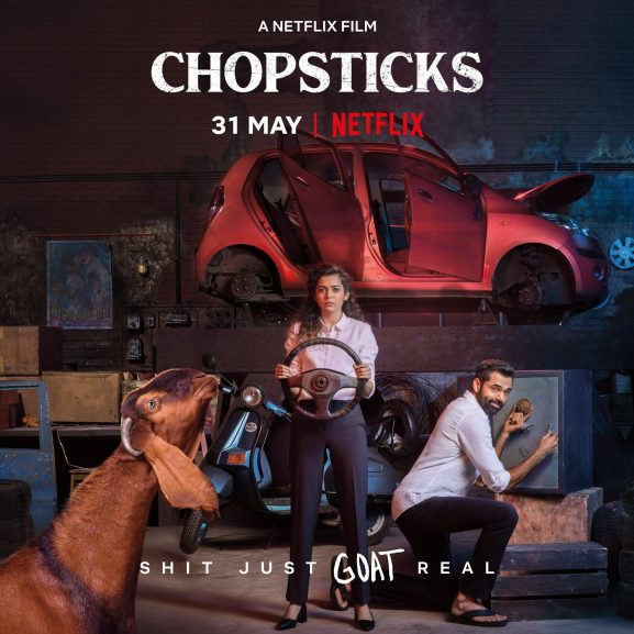 Chopsticks (Netflix Web Series)