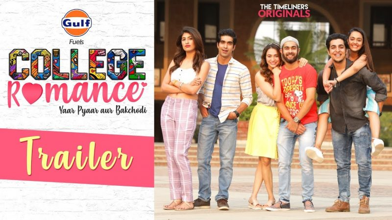 College Romance (Indian Webseries)