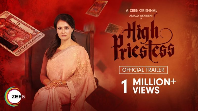 High Priestess trailer