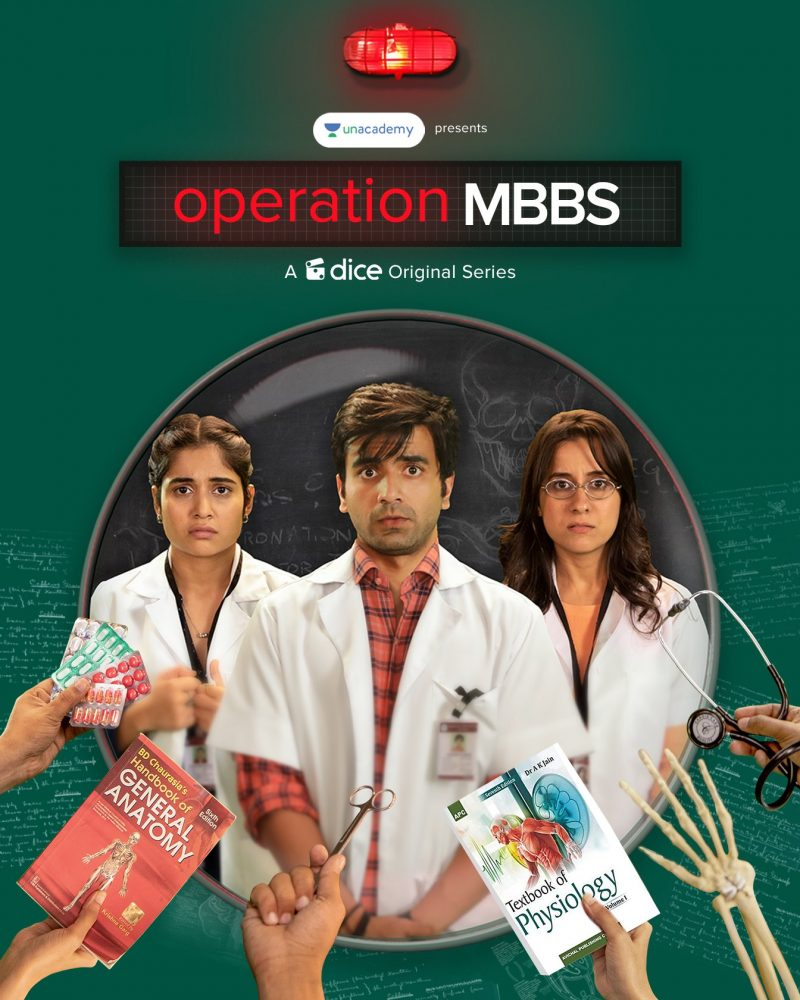 Operation MBBS (Indian Webseries)
