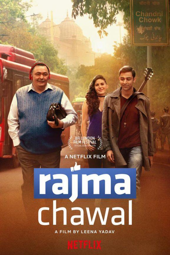 Rajma Chawal (Best indian Webseries)